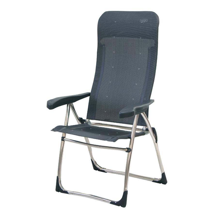 camping crespo stuhl al 315 anthrazit. Black Bedroom Furniture Sets. Home Design Ideas