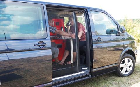 camping remicarevan vw t5 multivan caravelle. Black Bedroom Furniture Sets. Home Design Ideas