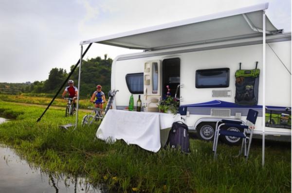 Camping Omnistore Sturmband